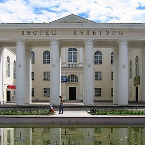 Дворцы и дома культуры Куменов
