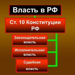 Органы власти Куменов