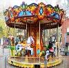Парки культуры и отдыха в Куменах